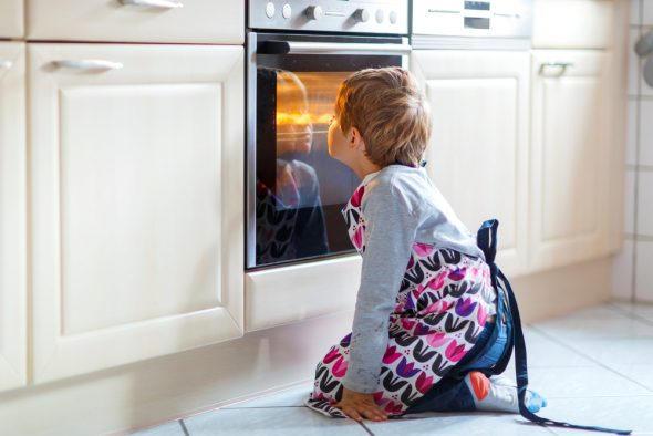 Using The Kitchen To Bring Families Together