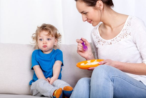 Dealing with a Fussy Eater