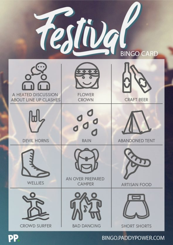 Festival Bingo