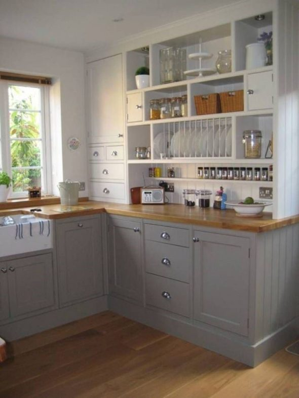 5 Best Small Kitchen Design Ideas