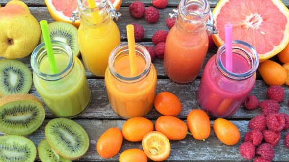 The Many Delightful Uses of Fruit Purees