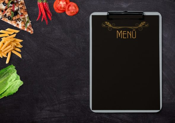 Designing the Menu for Your New Restaurant